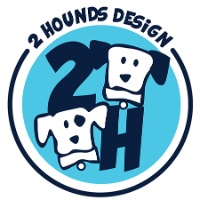 We love 2 Hounds Design because they're stylish, American-made products! The exclusive designs and freedom harnesses keep your dog the coolest on the block.